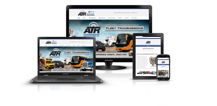 New ATR Website